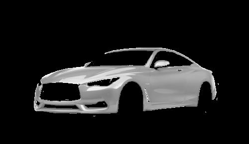 Цвета кузова Q60 Coupe